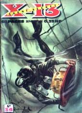 X-13 agent secret -34- Opération