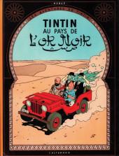 Tintin (Historique) -15B38- Tintin au pays de l'or noir