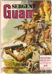 Sergent Guam -REC05- Collection Reliée N°5 (n°17 au n°20)