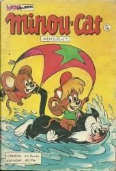 Minou cat -16- Le chasseur chassé
