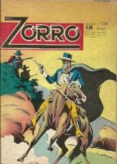 Zorro (SFPI) -134- Le shérif