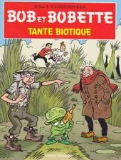 Bob et Bobette (Publicitaire) -Bapcoc- Tante biotique