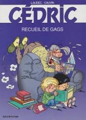 Cédric -Kalorik- Recueil de gags