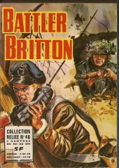 Battler Britton (Imperia) -Rec46- Collection Reliée N°46 (du n°331 au n°334)