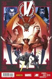 Vengadores Mundiales -10- Ascensión. Partes 8 y 9