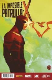 La imposible Patrulla-X -32- Pecado Original: El Testamento de Charles Xavier. Parte 5