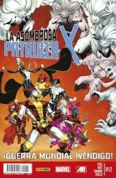 La asombrosa Patrulla-X -12- ¡Guerra Mundial Wendigo! conclusión