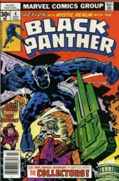 Black Panther Vol.1 (Marvel - 1977) -4- Friends or foes