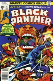 Black Panther Vol.1 (Marvel - 1977) -6- A cup of youth