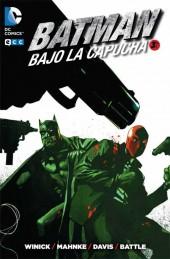 Batman: Bajo la capucha