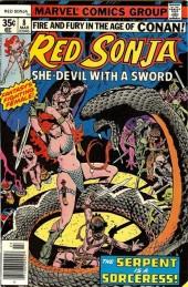 Red Sonja Vol.1 (Marvel comics - 1977) -8- Vengeance of the golden circle