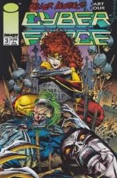 Cyberforce (Image Comics - 1993) -3- Killer instinct: chapter four