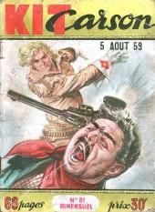 Kit Carson -81- Contre le renégat