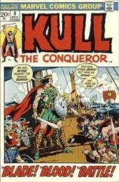 Kull the Conqueror (1971) -5- A kingdom by the sea!
