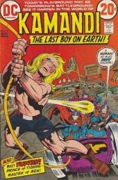 Kamandi, The Last Boy On Earth (1972) -4- The devil's arena