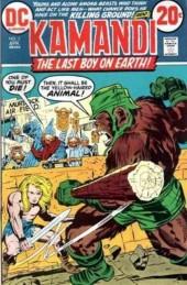 Kamandi, The Last Boy On Earth (1972) -5- The one-armed bandit!
