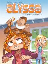 Alyssa -2- Sélection naturelle