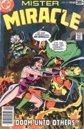 Mister Miracle (DC comics - 1971) -25- Doom unto others!