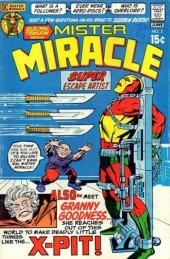 Mister Miracle (DC comics - 1971) -2- X-pit!