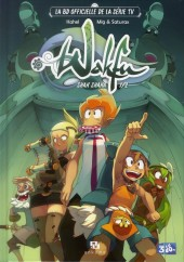 Wakfu (La BD officielle de la série TV) -21/2- Shak shaka tome 1