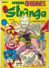 Strange (Spécial Origines) -Rec11- Album N°11