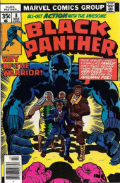 Black Panther Vol.1 (Marvel - 1977) -8- Panthers or pussycats?