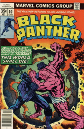 Black Panther Vol.1 (Marvel - 1977) -10- This world shall die!