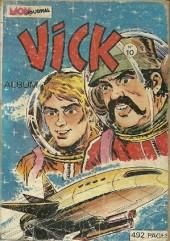 Vick -Rec10- Album n°10 (du n°34 au n°36)
