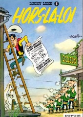 Lucky Luke -6c82- Hors-la-loi