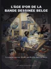 (DOC) L'Âge d'or de la bande dessinée belge - L'âge d'or de la bande dessinée belge
