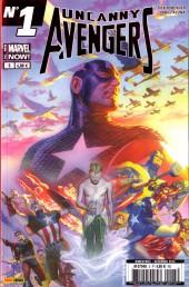 Uncanny Avengers (2e série) -5- Pour venger la terre