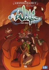 Wakfu (La BD officielle de la série TV) -22/2- shak shaka tome 2