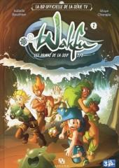 Wakfu (La BD officielle de la série TV) -12/2- les Kamas de la soif tome 2