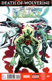 Death of Wolverine: The Logan Legacy (2014) -7- Issue 7