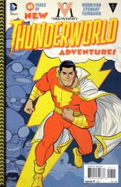 Multiversity (The) (2014) - Thunderworld Adventures