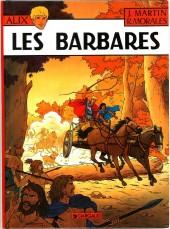 Alix -21AT- Les Barbares
