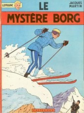 Lefranc -3a72- Le mystère borg