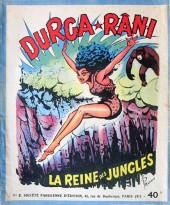 Durga Râni -2- La reine des jungles