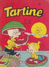 Tartine -148- L'ami noir