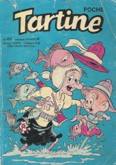 Tartine -404- Le cheval de fer
