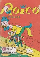 Roico -26- Roico et le roquefort