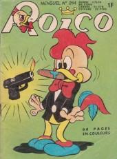 Roico -254- Une lotion bizarre