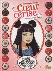 Les filles au chocolat -1- Cœur cerise