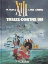 XIII -8a1992- Treize contre Un