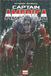 Captain America (Marvel Now!) -2- Perdu dans la Dimension Z (II)