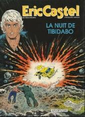 Eric Castel -7a- La nuit de Tibidabo