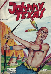 Johnny Texas -21- Le Vent du désert