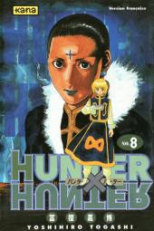 Hunter X Hunter -8- Tome 8 - Ouverture des enchères !!