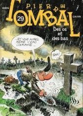 Pierre Tombal -29a2014- Des os et des bas