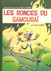 Les petits hommes -7a79- Les ronces du samouraï